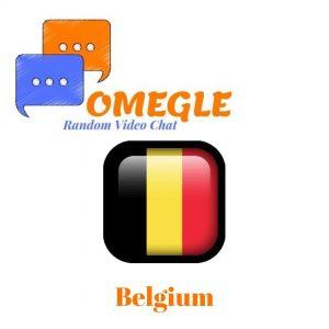 Belgium Omegle random video chat