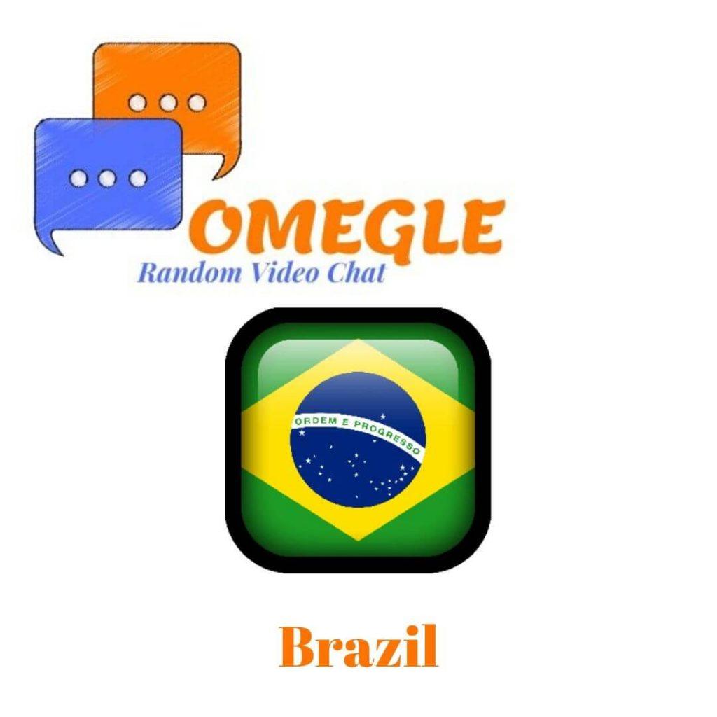 Brazil Omegle random video chat