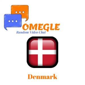 Denmark Omegle random video chat