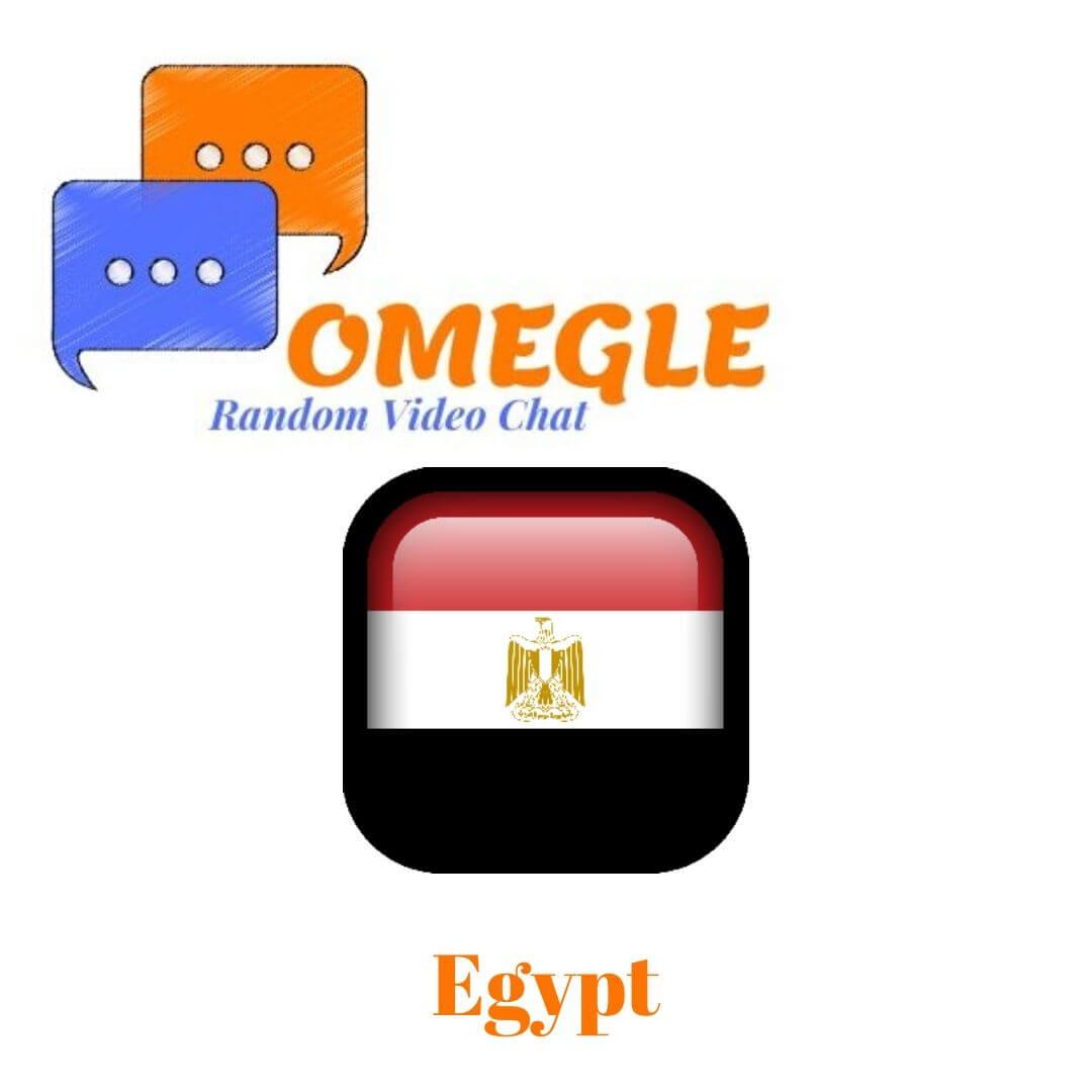 Egypt Omegle random video chat