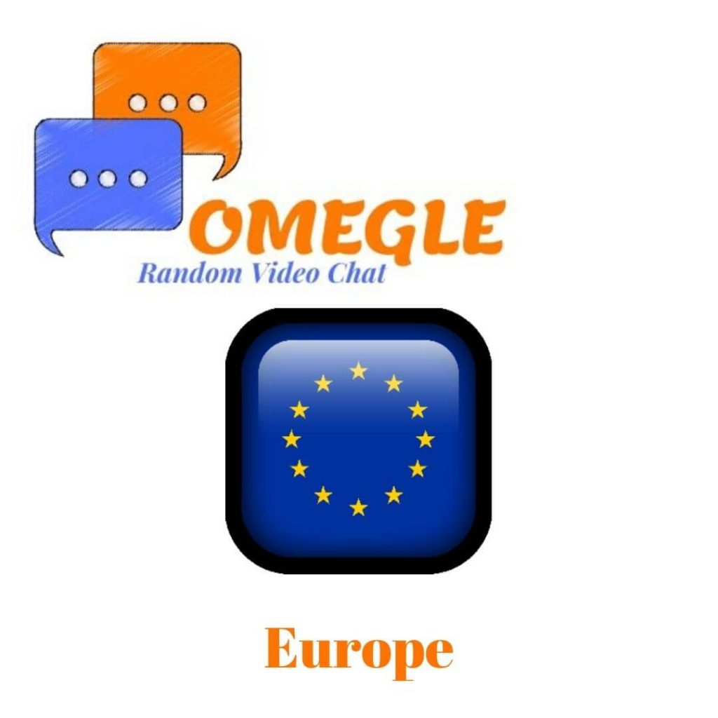 Europe Omegle random video chat