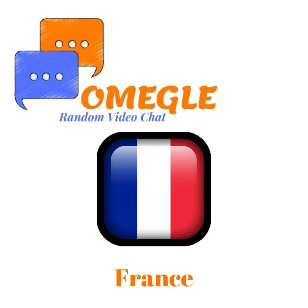 France Omegle random video chat