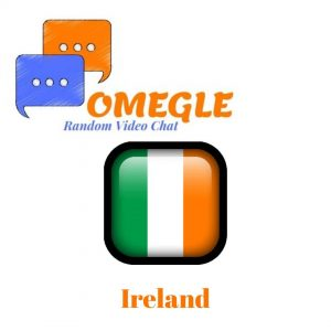 Ireland Omegle random video chat