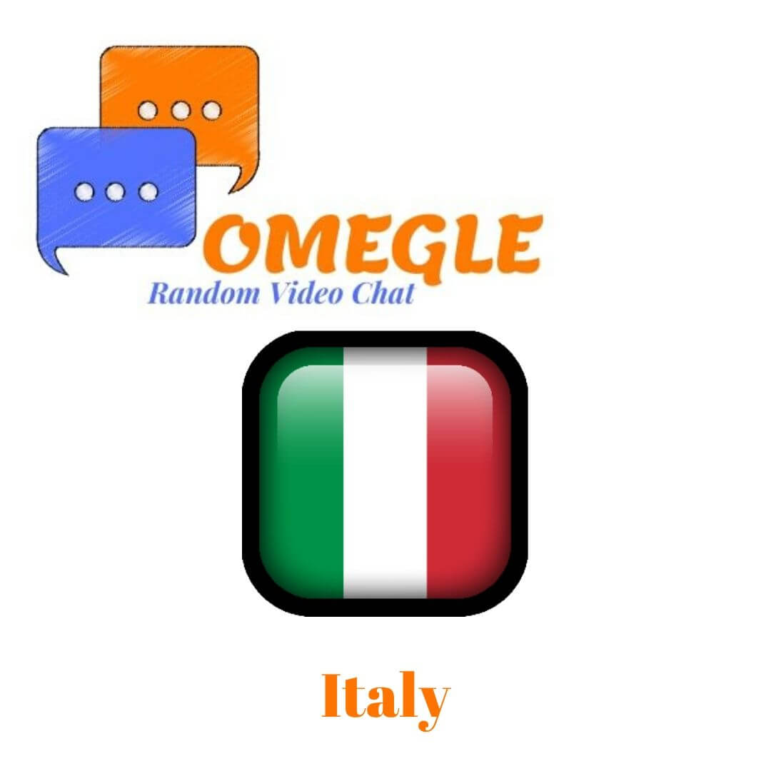 Italy Omegle random video chat