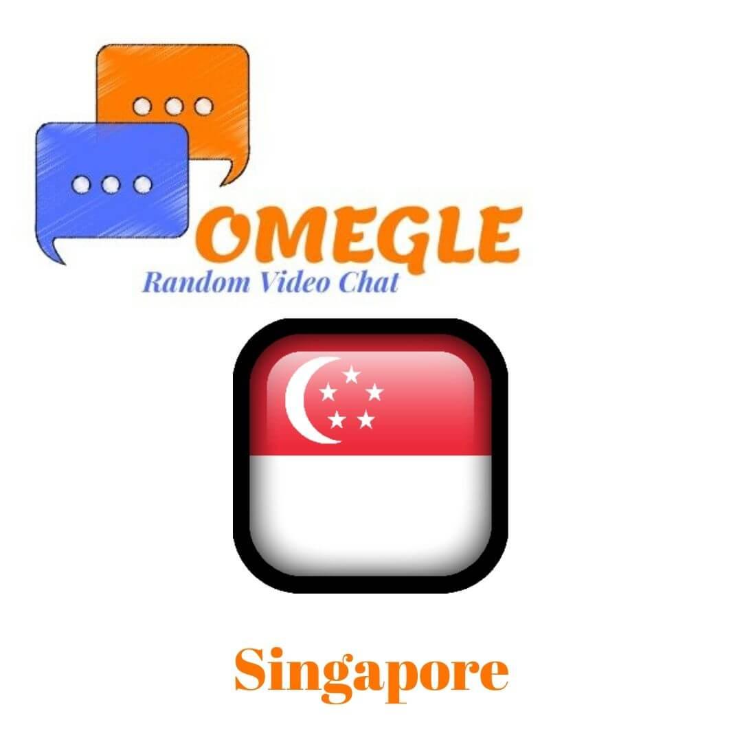 Singapore Omegle random video chat