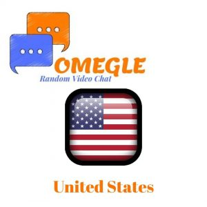 United States Omegle random video chat