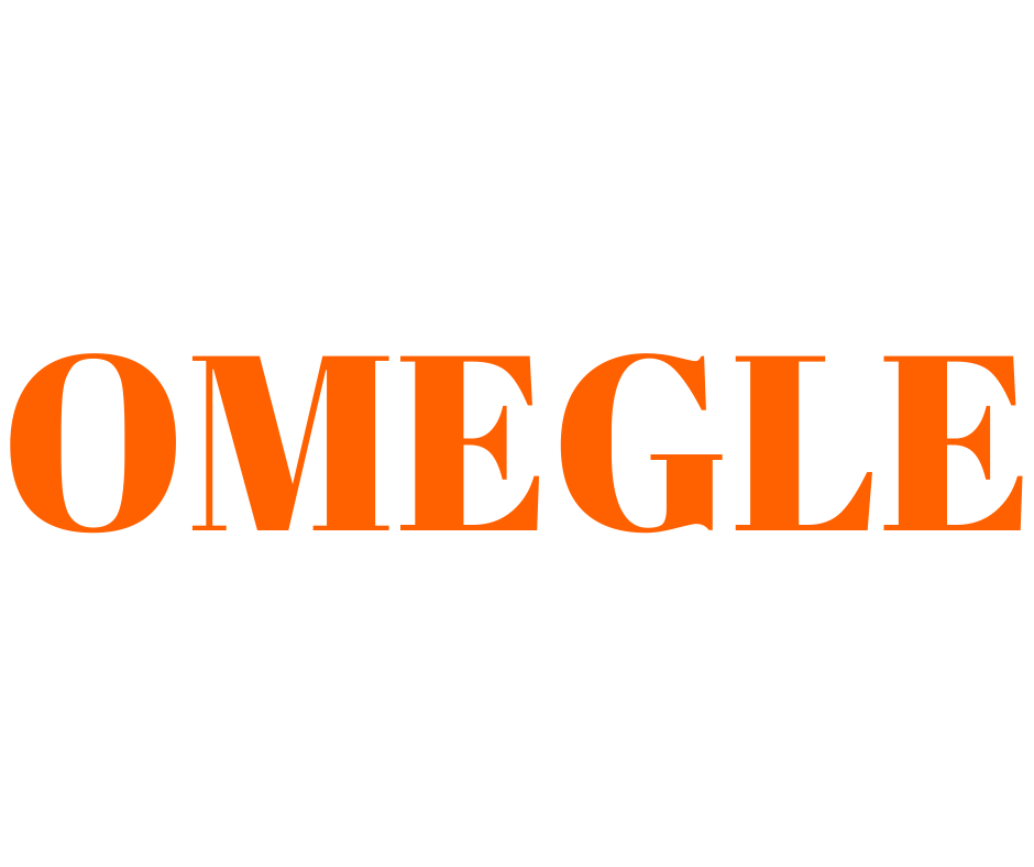 Omegle Random Video Chat Logo