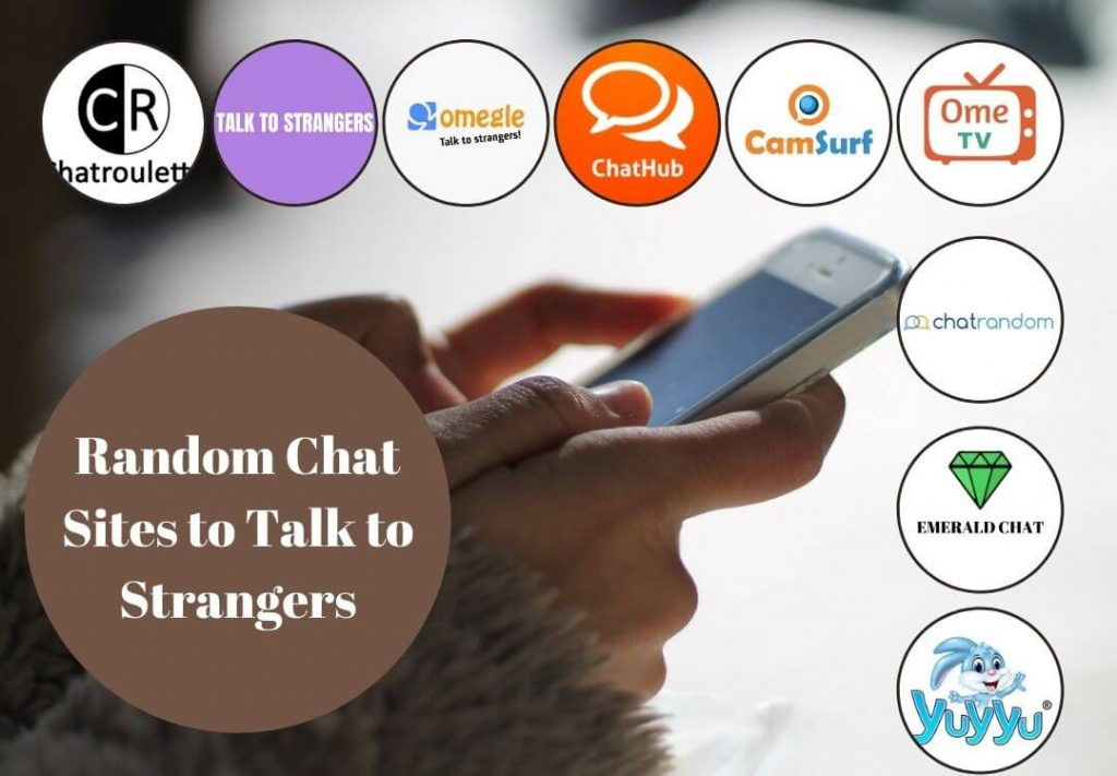 Random Chat Sites to Talk to Strangers